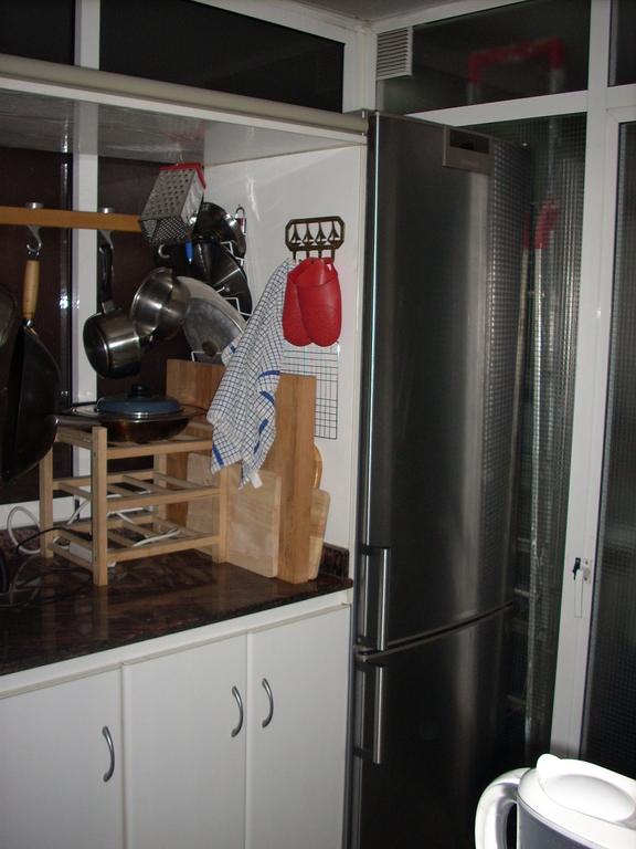 No frost fridge freezer