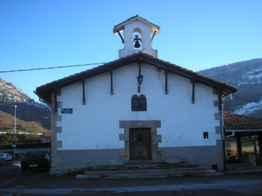Ermita de San Sebastian en Olazagutia