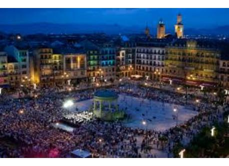 Plaza del Castillo