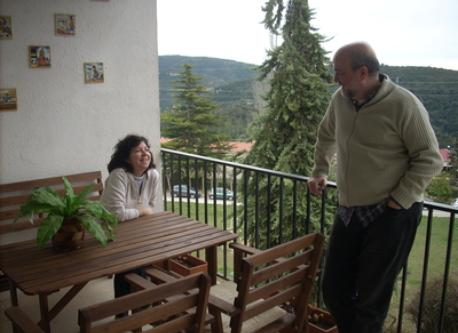 We, laura and carlos
