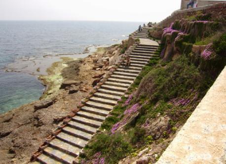 Paseo cercano a casa, hasta puerto de Cabo Roig