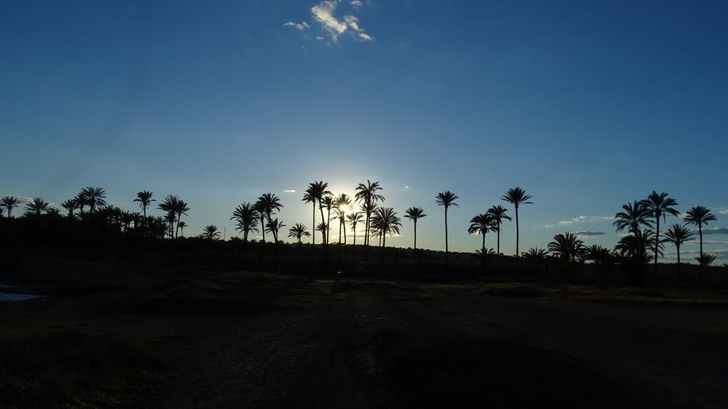 Playa de la Veleta, a ,800 m