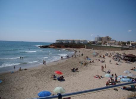 Una de las playas cercanas a casa