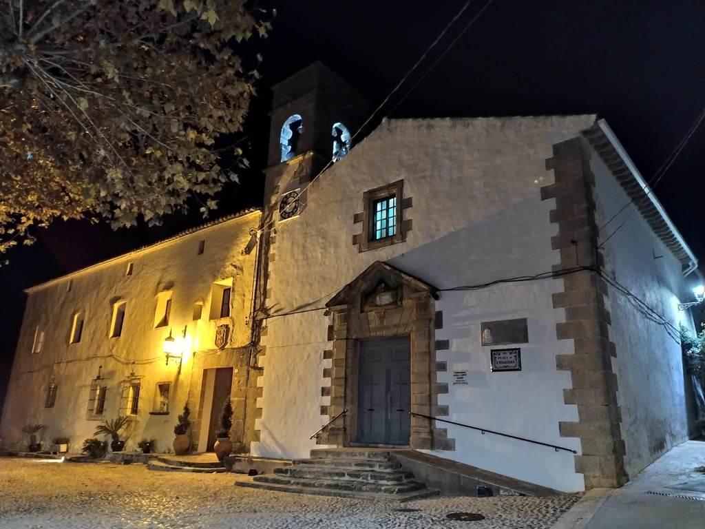 El Convento y La Iglesia, Jesús Pobre.
