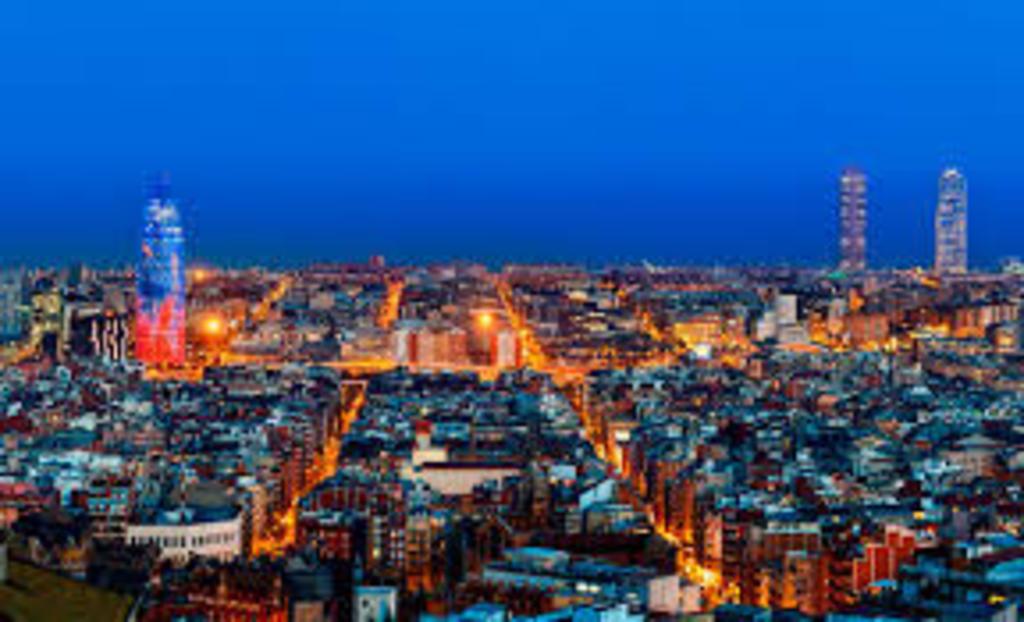Barcelona city (45 minutes)