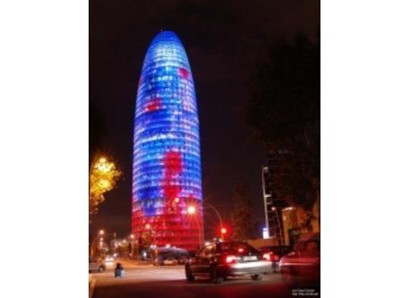 Agbar Tower (Barcelona)