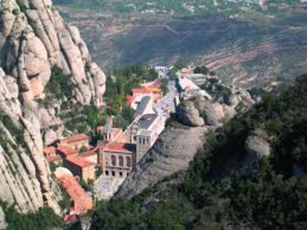 Montserrat (20 minutes from our home)