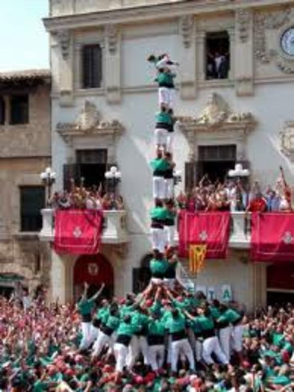 Castellers of Vilafranca del Penedès