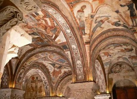 San Isidoro (capilla sixtina del románico)