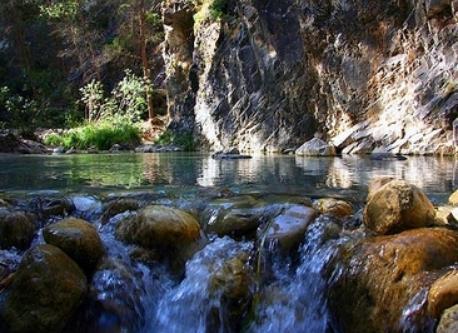 Chillar river