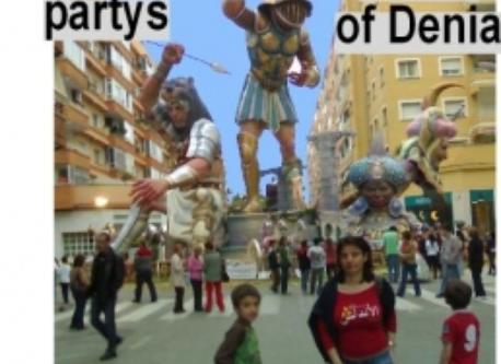 Falles of Denia.