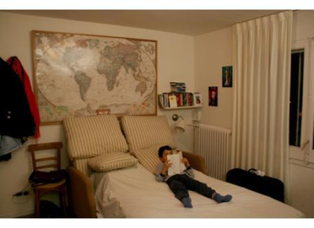 Au-pair room