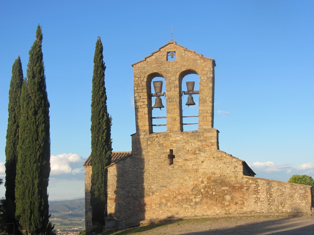 La Tossa pre-romanesque church (5 minutes by car)
