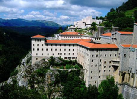 Arantzazu sanctuary