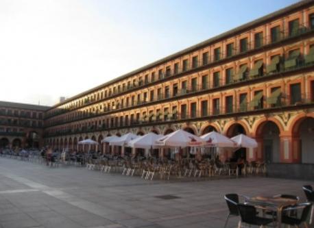 Plaza de la Corredera / Corredera square