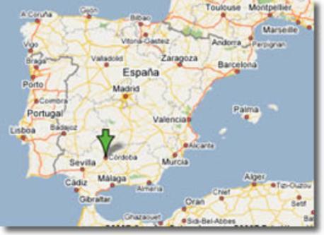 Córdoba is in Spain