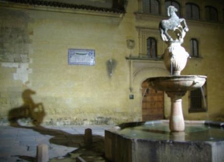 Plaza del Potro / Potro square