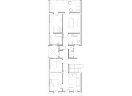 plano del piso / floor plan
