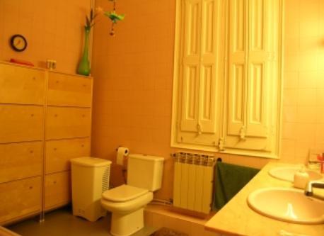 baño de los niños / kids bathroom