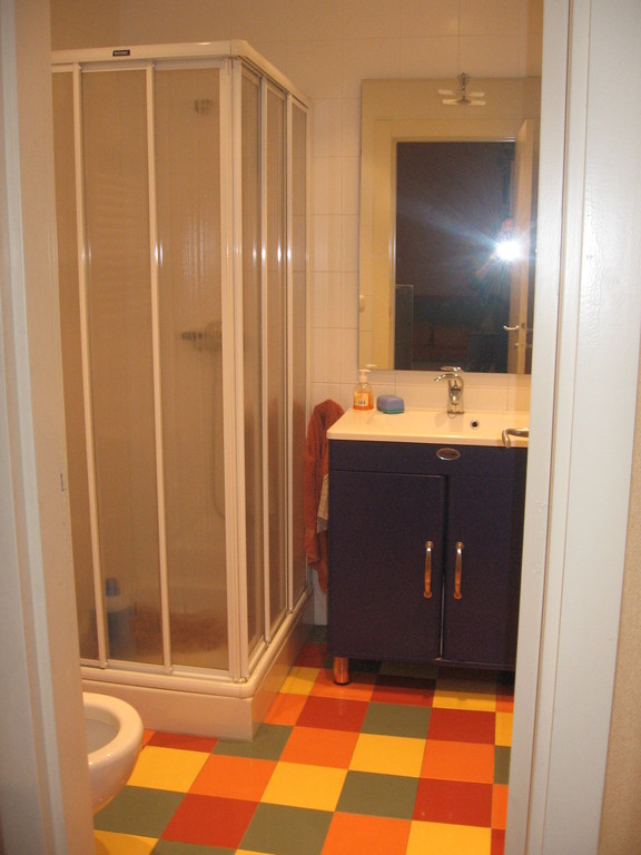 baño / small bathroom