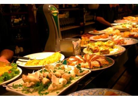 Pinchos, Basque gastronomy