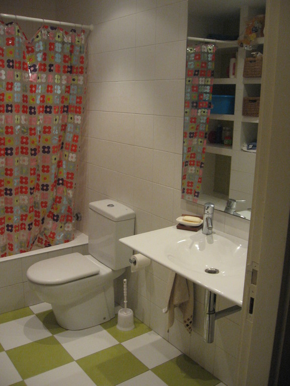 baño principal / main bathroom