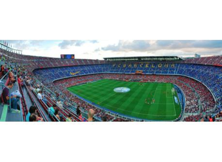 A fiveteen minutes walk to the Camp Nou