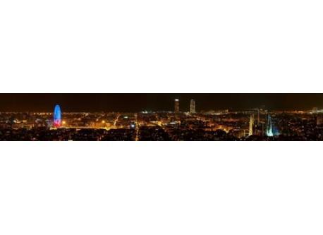 Incredible views of Barcelona