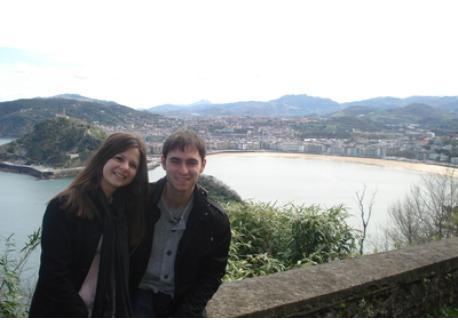 Claudia and Jordi