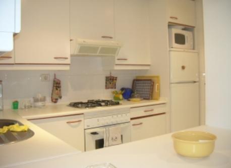 Cocina, kitchen.