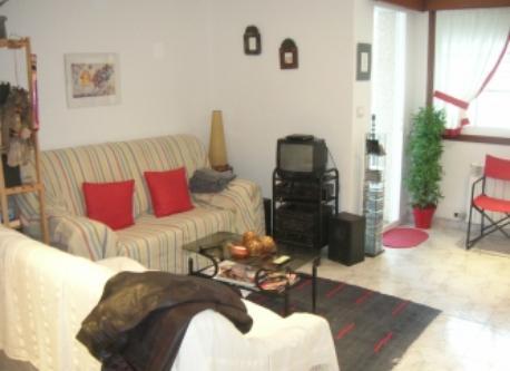 Living room, salón (cocina americana)