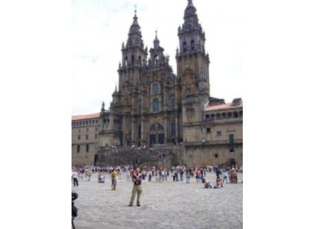 Catedral de Santiago, visita imprescindible.