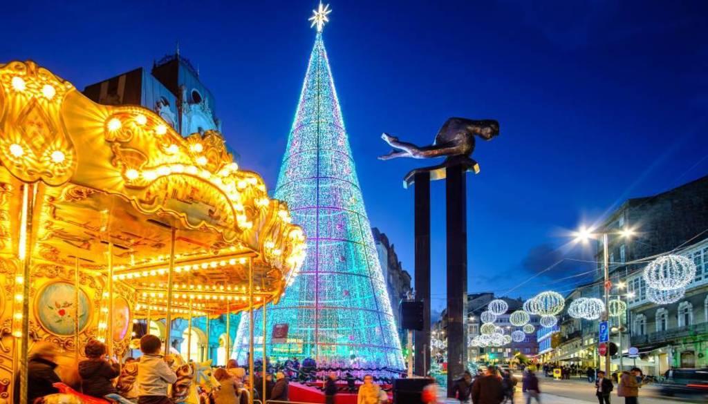 Navidad en Vigo, internacionalmente famosa