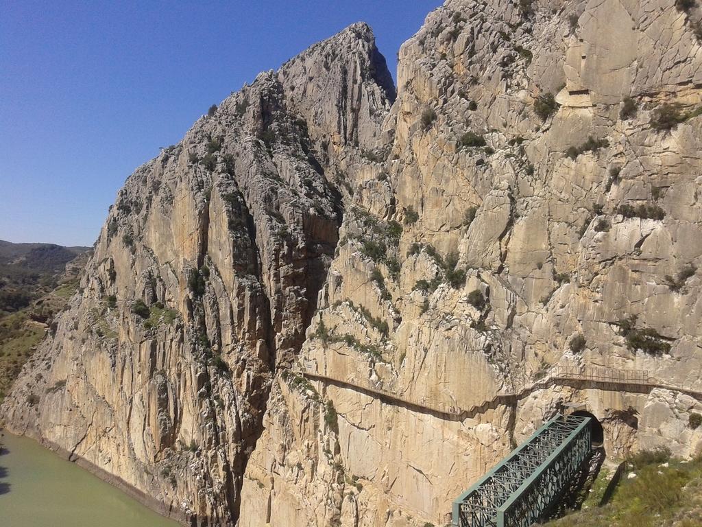 El Caminito del Rey (Ardales-Malaga)