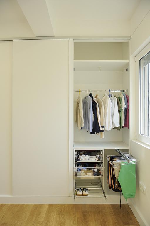 Alfredo's bedroom
