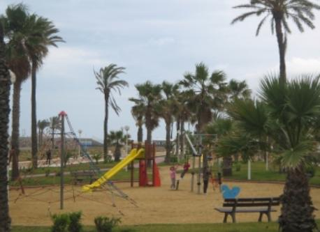 Let´s play in the park!