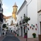 The lovely village of Estepona, 10 minutes car driving