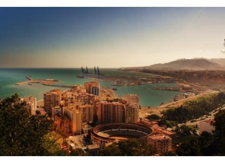 Vistas de Malaga