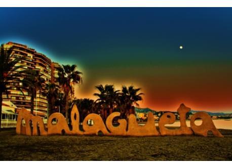 Playas de Malaga