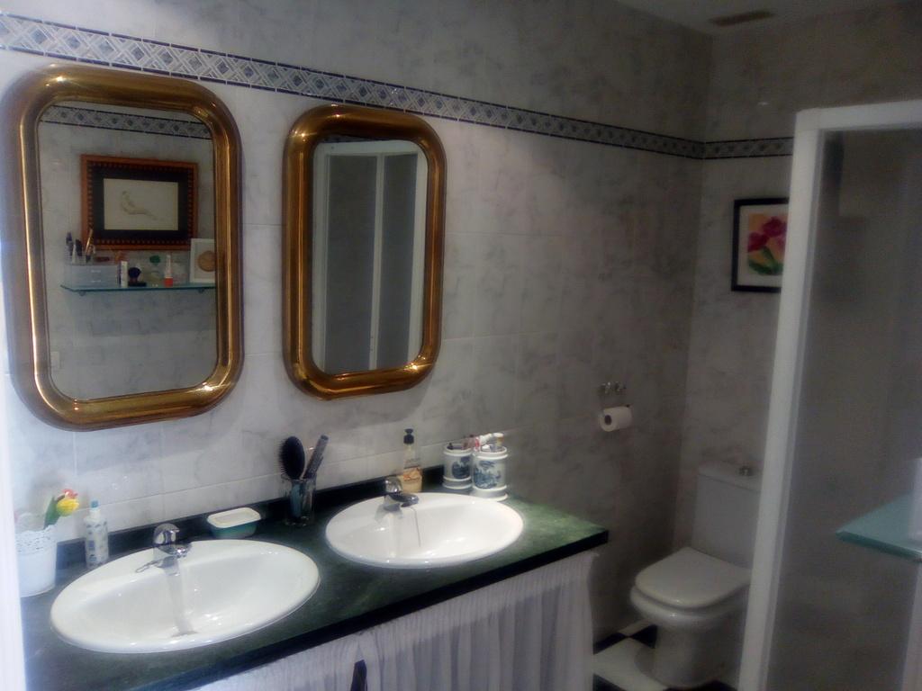 Baño del dormitorio 1