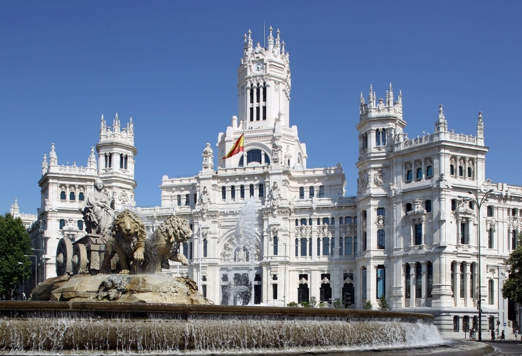 MADRID - City hall