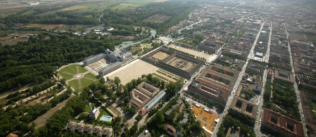 ARANJUEZ - Aerial view