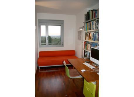 Estudio + dormitorio