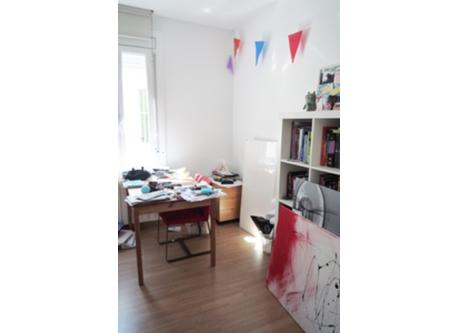 Second room: One of our work spaces