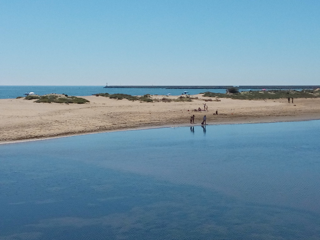 Playa de Isla Cristina