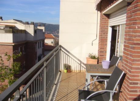 Balcony / Balcón