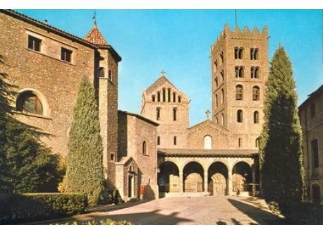 Ripoll - monumental buildings