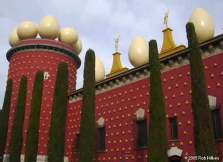 Figueres - Dalí's Museum