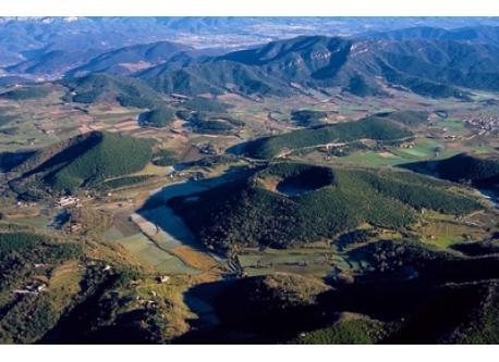 Zona Volcànica de la Garrotxa - Natural Park of the Garrotxa