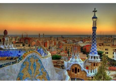 Barcelona - Gaudí's monuments